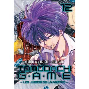 Tomodachi Game nº 12