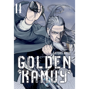 Golden Kamuy nº 14