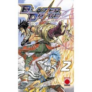 Blazer Drive nº 02