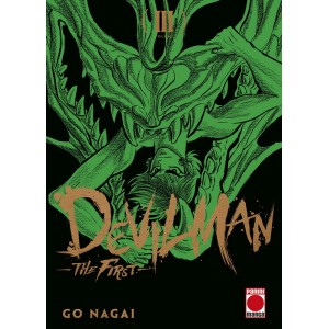 Devilman The First nº 03