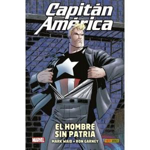 100% Marvel HC. Capitán América: El hombre sin patria