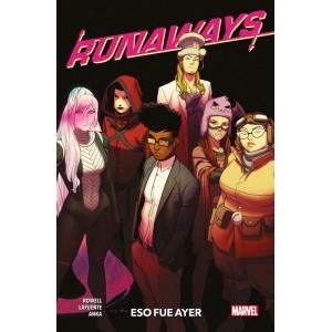 100% Marvel HC. Runaways nº 03