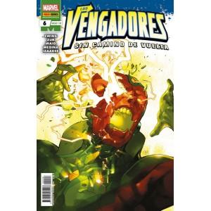 Los Vengadores: Sin camino de vuelta nº 06