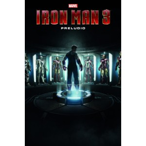 Marvel Cinematic Collection nº 03: Iron Man 3 - Preludio