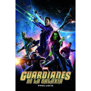 Marvel Cinematic Collection nº 04: Guardianes de la Galaxia - Preludio