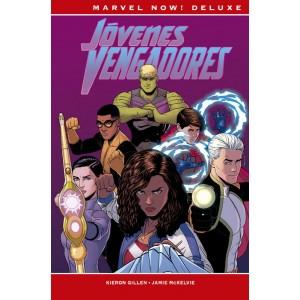 Marvel Now! Deluxe. Los Jóvenes Vengadores de Gillen y McKelvie