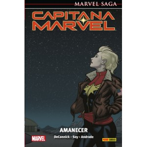 Marvel Saga nº 85. Capitana Marvel nº 02