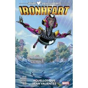 Riri Williams: Ironheart nº 01