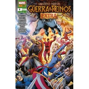 Universo Marvel: La guerra de los reinos Extra nº 01