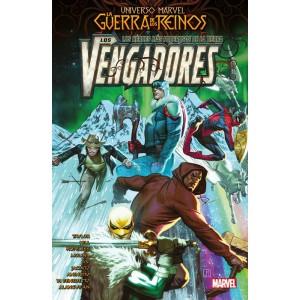 Universo Marvel: La guerra de los reinos - Los Vengadores