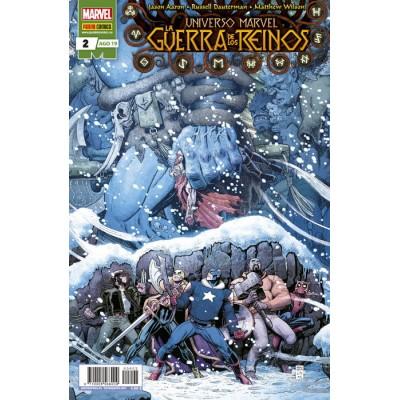 Universo Marvel: La guerra de los reinos nº 02