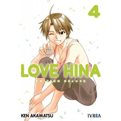 Love Hina (Edición Deluxe) nº 04