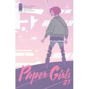Paper Girls nº 21