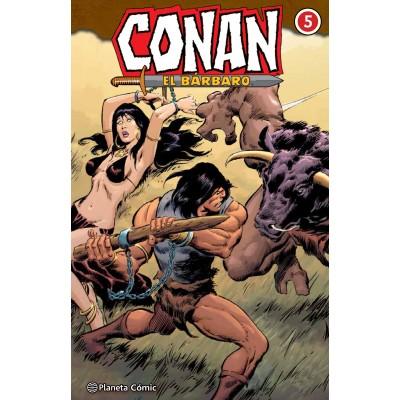 Conan el Bárbaro (Integral) nº 05