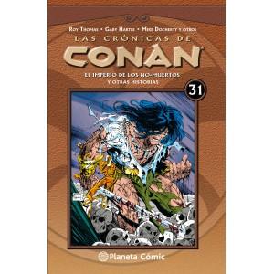 Las Crónicas de Conan nº 31