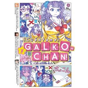 ¡Cuéntame, Galko-chan! nº 01