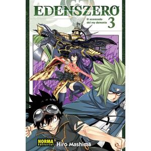 Eden's Zero nº 03