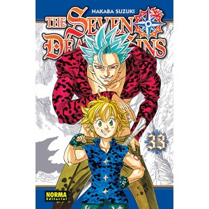The Seven Deadly Sins nº 33