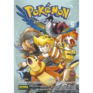 Pokémon nº 21. Diamante y Perla nº 05