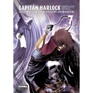 Capitán Harlock. Dimension Voyage nº 07