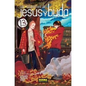 Las Vacaciones de Jesus y Buda nº 13