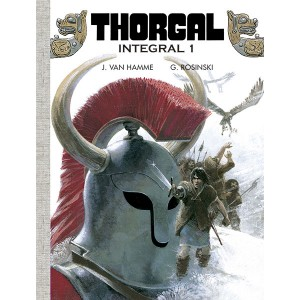 Thorgal Integral nº 01