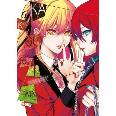 Kakegurui Twin nº 06