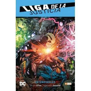 Liga de la Justicia nº 03: Intemporales