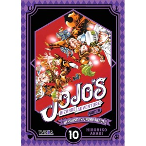 JoJo's Bizarre Adventure Parte 04: Diamond is Unbreakable nº 10