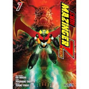 Shin Mazinger Zero nº 07