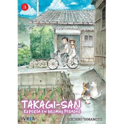 Takagi-san, experta en bromas pesadas nº 03