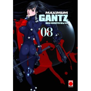 Gantz Maximum nº 08