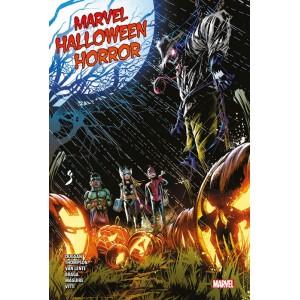 100% Marvel HC. Marvel Halloween Horror