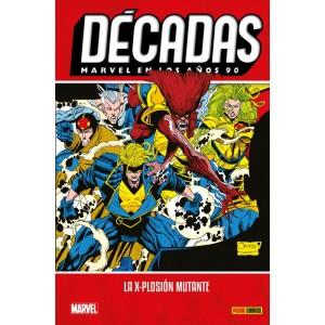 Décadas. Marvel en los años 90: La X-plosión mutante