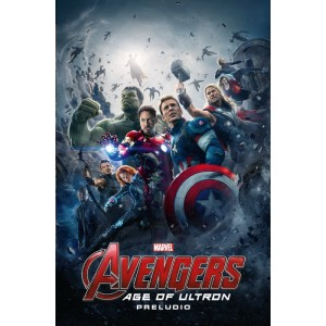 Marvel Cinematic Collection nº 05: Avengers: Age of Ultron - Preludio