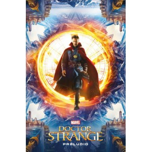 Marvel Cinematic Collection nº 06: Doctor Strange - Preludio
