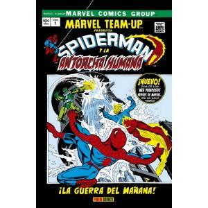 Marvel Gold. MArvel Team-Up nº 01