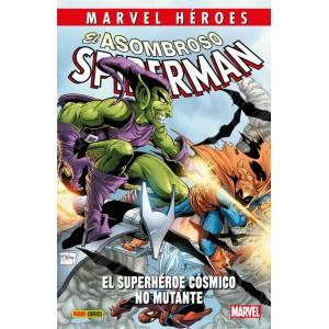 Marvel Héroes nº 95. El asombroso Spiderman: El superhéroe cósmico no mutante