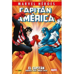 Marvel Héroes nº 96. Capitán América de Mark Gruenwald nº 02