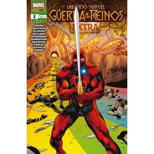 Universo Marvel: La guerra de los reinos Extra nº 02