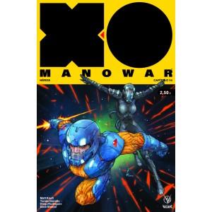 XO Manowar nº 24