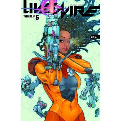 Livewire nº 05