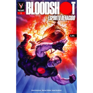 Bloodshot: Espíritu renacido nº 04