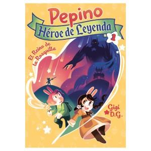 Pepino, héroe de leyenda nº 01