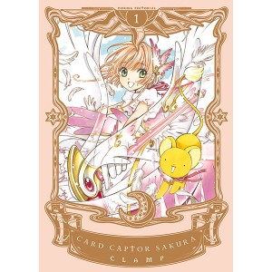 Card Captor Sakura nº 01
