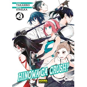 Hinowa ga Crush! nº 02