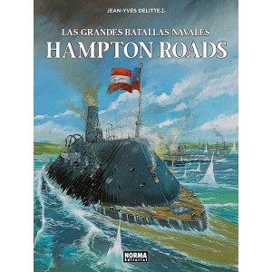 Las grandes batallas navales nº 06: Hampton Roads