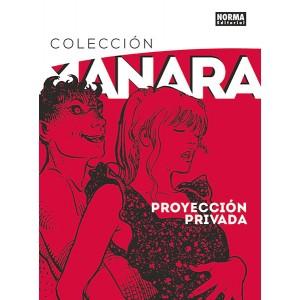 Colección Manara nº 09: Proyección privada