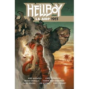 Hellboy nº 23: Hellboy y la AIDP 1955