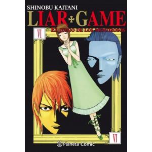 Liar Game nº 06 (Nueva edición)